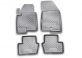 Резиновые глубокие коврики DODGE Caliber 2006-2011