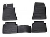 NovLine-Element Резиновые глубокие коврики Hyundai Genesis 2008-2013