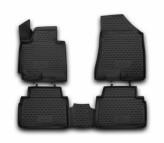 Резиновые глубокие коврики Hyundai i10 2007-2013