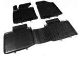 Резиновые глубокие коврики Hyundai i40 2012-