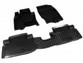 Резиновые глубокие коврики INFINITI FX50 2008-2012