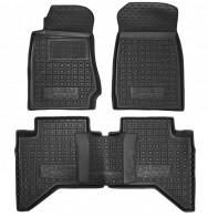 AvtoGumm Резиновые коврики Isuzu D-Max 2020-