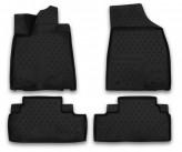Резиновые глубокие коврики Lexus RX 350 2009-2012