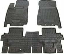 Резиновые коврики Infiniti QX60 JX 2012-