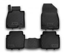 Резиновые глубокие коврики MAZDA 6 2012- седан