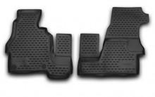 NovLine-Element Резиновые глубокие коврики MERCEDES Sprinter 2006-2013