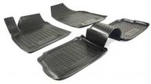 NovLine-Element Резиновые глубокие коврики OPEL Vectra С 2002-2008 хэтчбек,седан