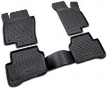 Резиновые глубокие коврики VW Passat CC 2008-2011