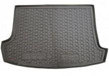 AvtoGumm Резиновый коврик в багажник Volkswagen T-ROC 2017- (верхний)