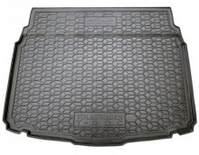 AvtoGumm Резиновый коврик в багажник Volkswagen T-ROC 2017- (нижний)