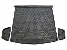 Резиновый коврик в багажник SEAT Tarraco (верхняя полка)