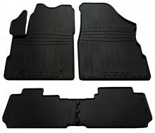 Stingray Резиновые коврики Chevrolet Equinox II 2009-2017