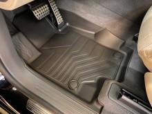 SRTK Коврики резиновые 3D LUX для Mercedes GLE GLC (W167) 2018-