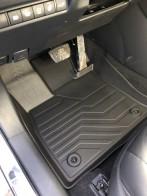 SRTK Коврики резиновые 3D PREMIUM для Toyota Rav4 2019- АКПП