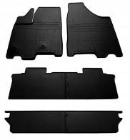 Stingray Резиновые коврики Toyota Sienna 2010- (на 3 ряда, 8 мест)