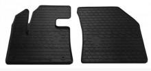 Stingray Резиновые коврики CITROEN DS7 Crossback 2018- передние