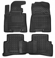 Резиновые коврики Kia Sportage 2020-