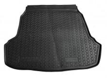 AvtoGumm Резиновый коврик в багажник Hyundai Sonata LF 2014-2019 (USA)