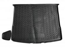"""AvtoGumm Резиновый коврик в багажник Jeep Compass 2016- (без """"ушей"""")"""