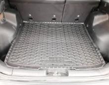 AvtoGumm Резиновый коврик в багажник Jeep Cherokee KL 2013-