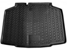 AvtoGumm Резиновый коврик в багажник Skoda Kamiq