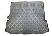 AvtoGumm Резиновый коврик в багажник Toyota Highlander 2019- (5-7 мест)