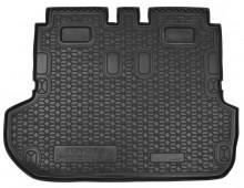 AvtoGumm Резиновый коврик в багажник Toyota Previa 2000-2005 (6-7мест)