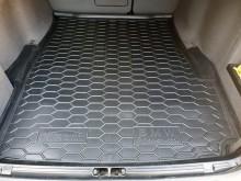 AvtoGumm Резиновый коврик в багажник BMW E39 sedan (№2) с усилителем