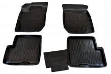 Глубокие резиновые коврики Renault Sandero 2008-2013