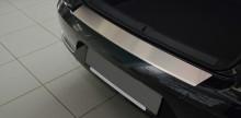 Nataniko Накладка на бампер с загибом Volkswagen Polo HB 2017-