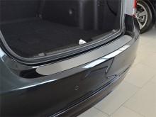Nataniko Накладка на бампер Volkswagen VW Jetta 2010-2014