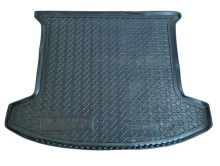 AvtoGumm Резиновый коврик в багажник Jetour X70 (сложенный 3-й ряд)
