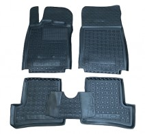 Резиновые коврики RENAULT Clio III 2005-2013 HB / WAGON