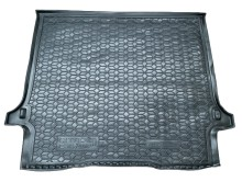 AvtoGumm Резиновый коврик в багажник Citroen C4 Grand Picasso 2007-2013
