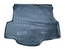 Резиновый коврик в багажник Ford Fiesta sedan 2010- USA