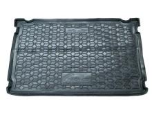 AvtoGumm Резиновый коврик в багажник Hyundai Getz