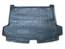 AvtoGumm Резиновый коврик в багажник Peugeot 307 универсал (5-7 мест)