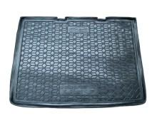 AvtoGumm Резиновый коврик в багажник RENAULT Clio 2005-2013 HB