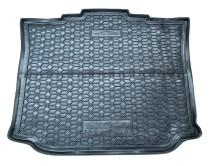 AvtoGumm Резиновый коврик в багажник Skoda Roomster