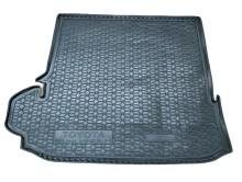 AvtoGumm Резиновый коврик в багажник Toyota Highlander 2020- (5-7 мест с ухом)
