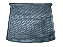 AvtoGumm Резиновый коврик в багажник VW Touran 2015-