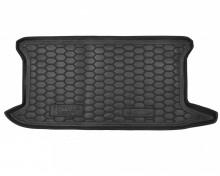 AvtoGumm Резиновый коврик в багажник Toyota Yaris 2006-2011