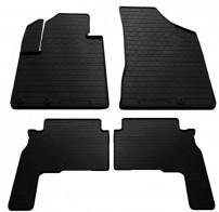 Резиновые коврики Hyundai Santa Fe 2010-2012