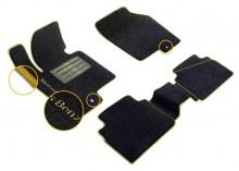 Beltex Коврики в салон Peugeot 807 2002-2014 текстильные (Premium)