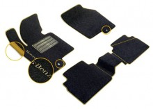 Beltex Коврики в салон Renault Espace МКП 2002-2014 текстильные (Premium)