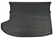 AvtoGumm Резиновый коврик в багажник Jeep Compass 2011-2016 (Patriot, Liberty)