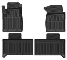 Глубокие резиновые коврики УАЗ Патриот 2014-