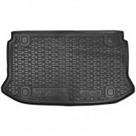 AvtoGumm Резиновый коврик в багажник Hyundai Venue (верхняя полка) 2021-