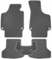 Коврики в салон AUDI A3 2003-2012 (серые)
