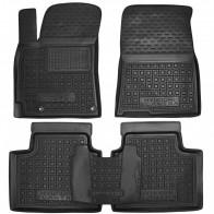 AvtoGumm Резиновые коврики Hyundai Elantra 2021-